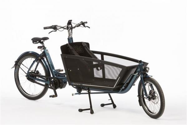 Bakfiets E-Bike Lastenrad