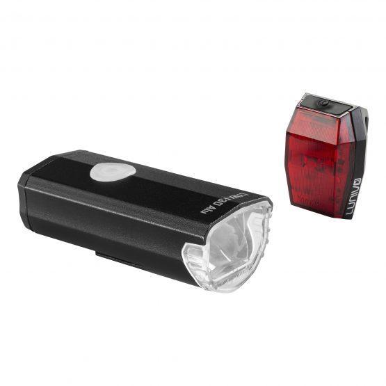 Lunivo LYNX F30 Alu & R mini Beleuchtungsset