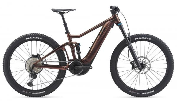 Liv Intrigue E+1 Pro-S E-Mountainbike