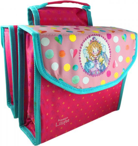 Bike Fashion Lillifee Gepäckträgertasche