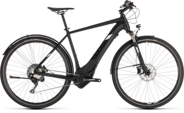 Cube Cross Hybrid Race E-ATB