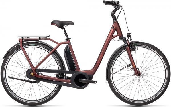 Cube Town RT Hybrid Pro 500 E-Bike City