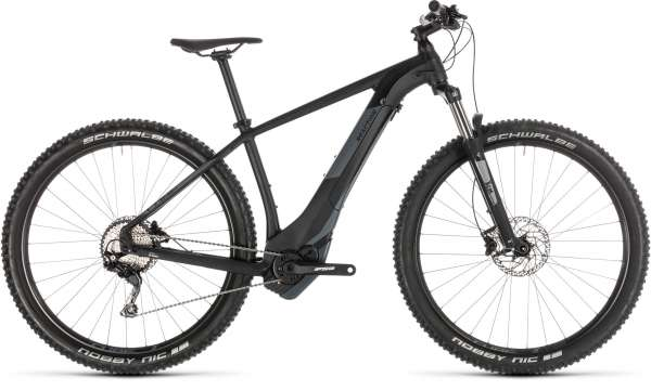 Cube Reaction Hybrid EXC E-MTB