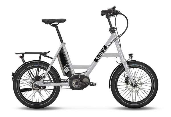 "i:SY DrivE S8 ZR Kompakt E-Citybike 20"""