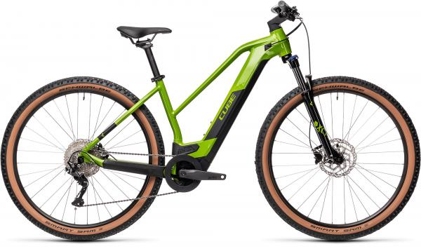 Cube Reaction Hybrid One 625 E-Mountainbike