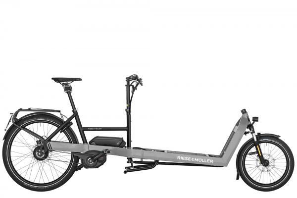 Riese & Müller Packster 80 Vario E-Lastenrad