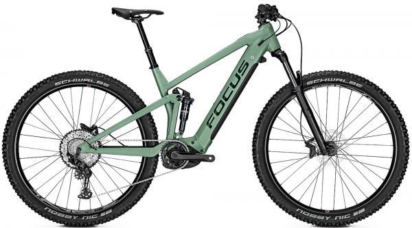 Focus THRON² 6.8 E-Mountainbike