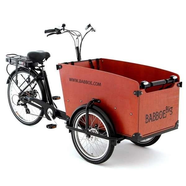 Babboe E-Bike Lastenrad