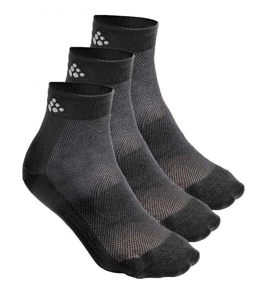 Craft Greatness Mid 3-Pack Socken