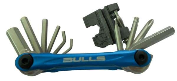 Bulls Faltwerkzeug 18 Funktionen