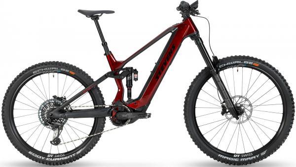Stevens E-Inception ED 8.7.1 GTF E-Mountainbike