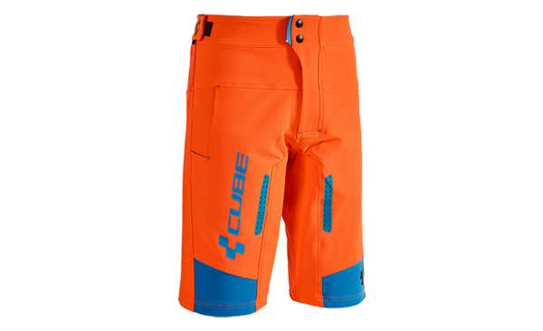 Cube Action Shorts Team Radhose