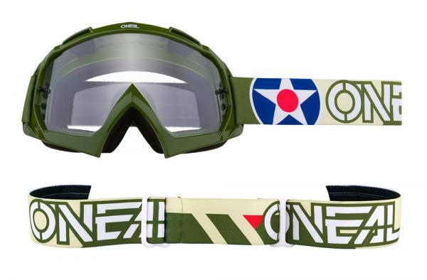 Oneal B-10 Warhawk Goggle