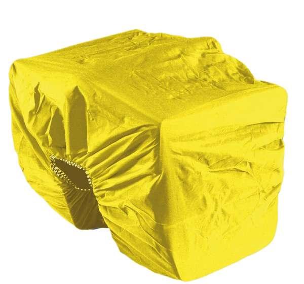 Haberland Regenschutz für Doppeltasche