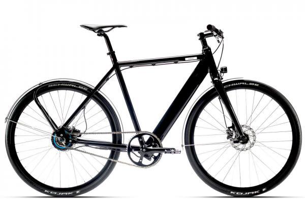 Coboc Seven Vesterbro E-Bike City