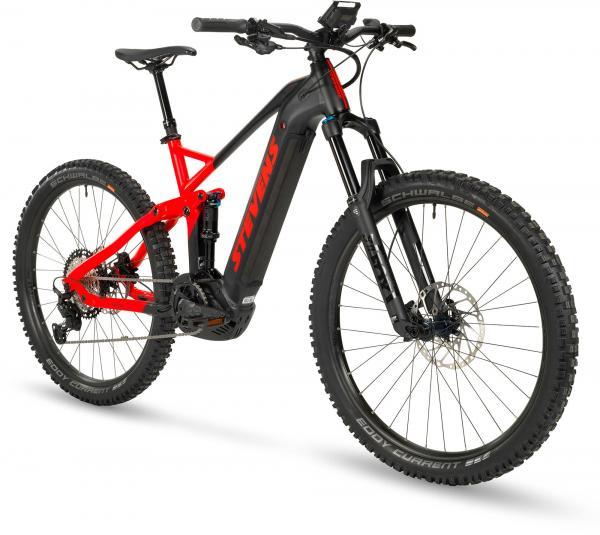 Stevens E-Pordoi Fully E-Mountainbike
