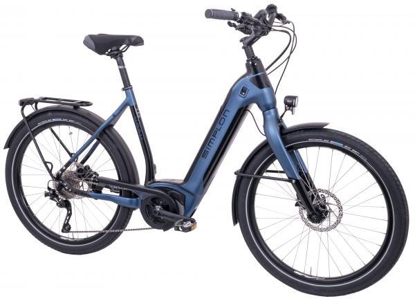 """Simplon Kagu Bosch UNI 40 26"""" E-Bike City"""