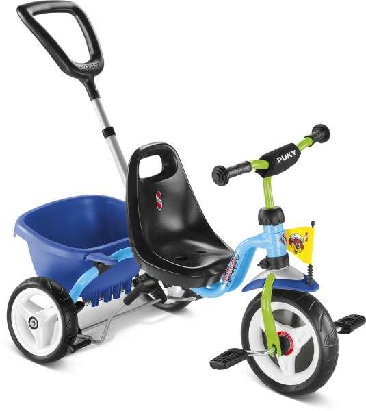 Puky Carry Touring Kipper Dreirad