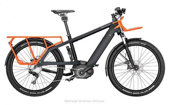 Riese & Müller Multicharger GX Touring E-Reiserad