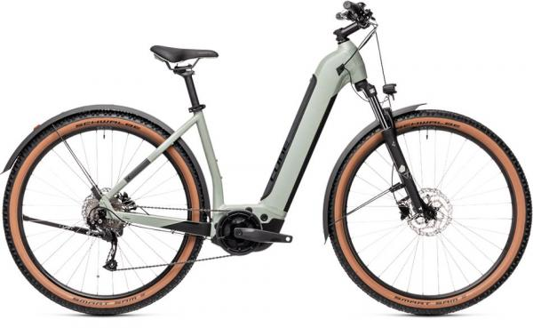 Cube Nuride Hybrid Performance 625 Allroad E-Mountainbike