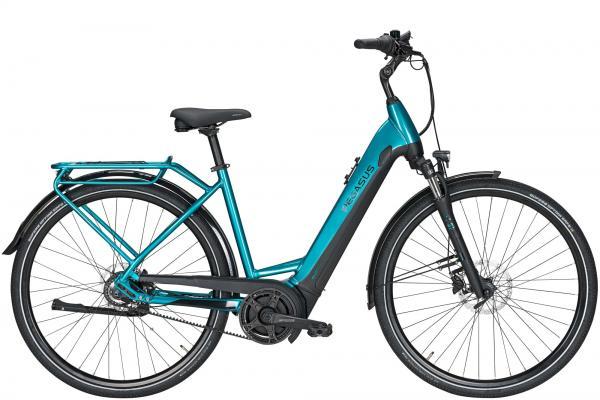 Pegasus Solero Evo 8R Belt E-Bike City