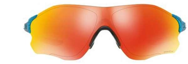 Oakley EV Zero Path Aero Grid Sky Brille