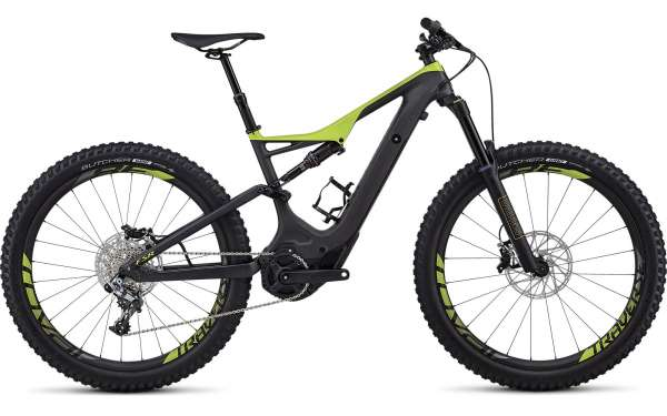 Specialized S-Works Turbo Levo FSR 6FATTIE E-MTB 29""