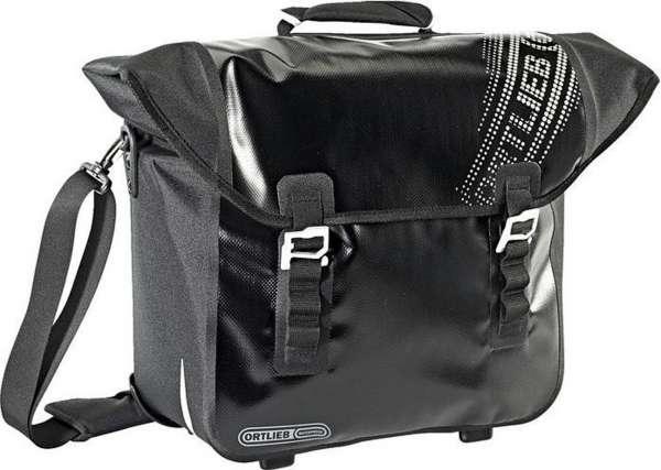 Ortlieb Downtown QL3.1 Black`n White Gepäckträgertaschen