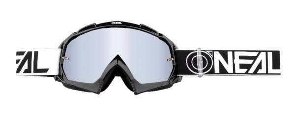 Oneal B-10 Twoface Goggle verspiegelt