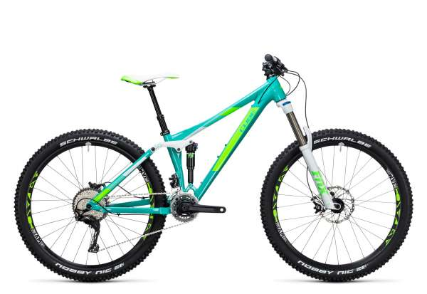 Cube Sting WLS 140 Race Allmountain MTB 27.5""
