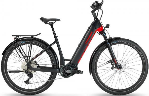 Stevens E-Universe 9.6 Plus FEQ XXL E-Bike ATB