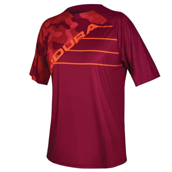 Endura SingleTrack Print T LTD Trikot