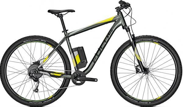 Focus Whistler² 3.9 E-Mountainbike