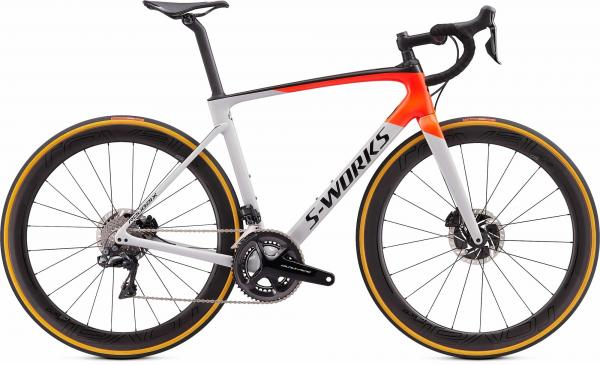 Specialized S-Works Roubaix Dura-Ace Di2 Rennrad