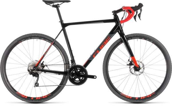Cube Cross Race Cyclocrossrad