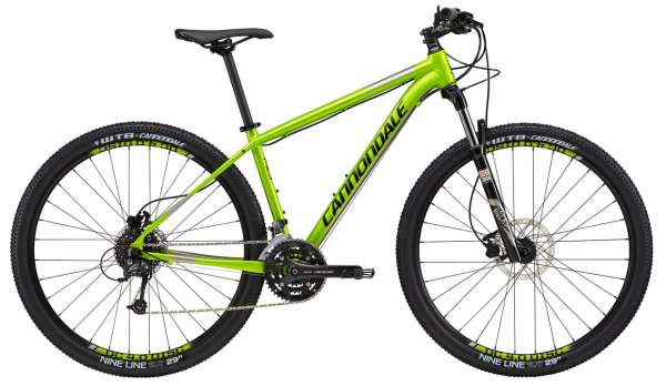 Cannondale Trail 4 Race MTB 29""