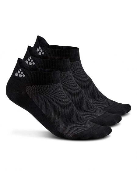 Craft Greatness Shaftless 3-Pack Socken