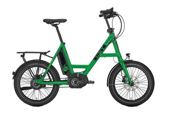 "i:SY DrivE N3.8 ZR Kompakt E-Citybike 20"""