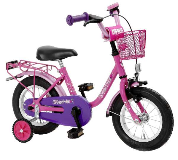 "Bachtenkirch Empress 12"" Kinderfahrrad"