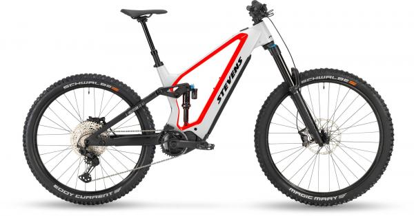 Stevens E-Inception ED 8.7 GTF E-Mountainbike