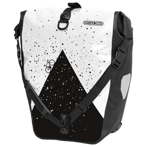 Ortlieb Back-Roller Design Uphill Gepäckträgertasche