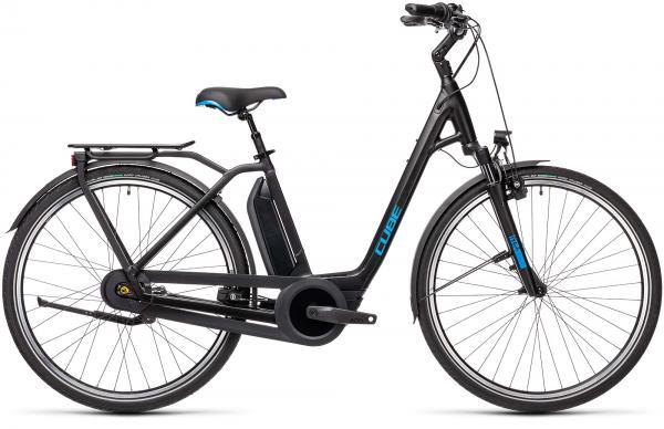 Cube Town RT Hybrid Pro 500 E-Bike City