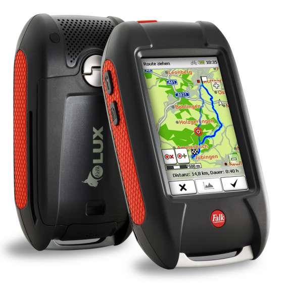 Falk Lux 32D Navigationsgerät