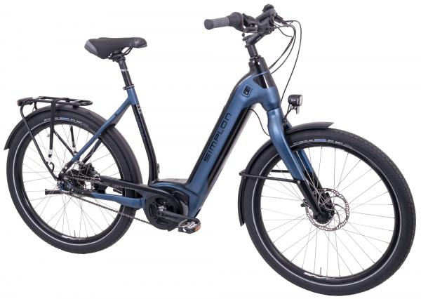 """Simplon Kagu Bosch UNI 8L 26"""" E-Bike City"""