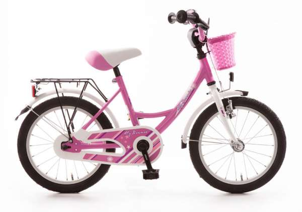 "Bachtenkirch My Bonnie 16"" KInderrad"