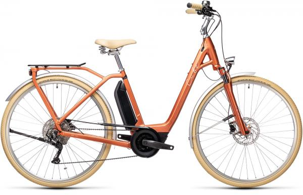 Cube Ella Ride Hybrid 500 E-Bike City