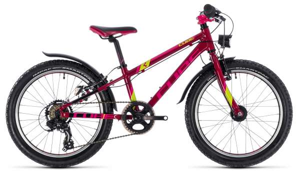 Cube Kid 200 Allroad Girl Kinderfahrrad 20""