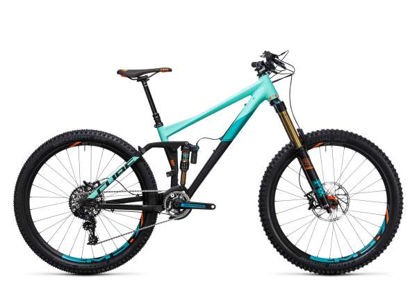 Cube Fritzz 180 HPA SL Freeride MTB 27.5""