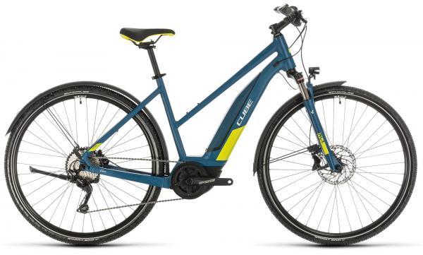 Cube Nature Hybrid EXC E-Bike Trekking