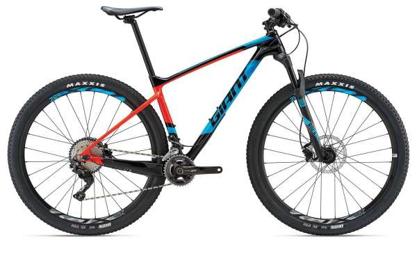 "Giant XTC Advanced 2 GE 29"" Race MTB"